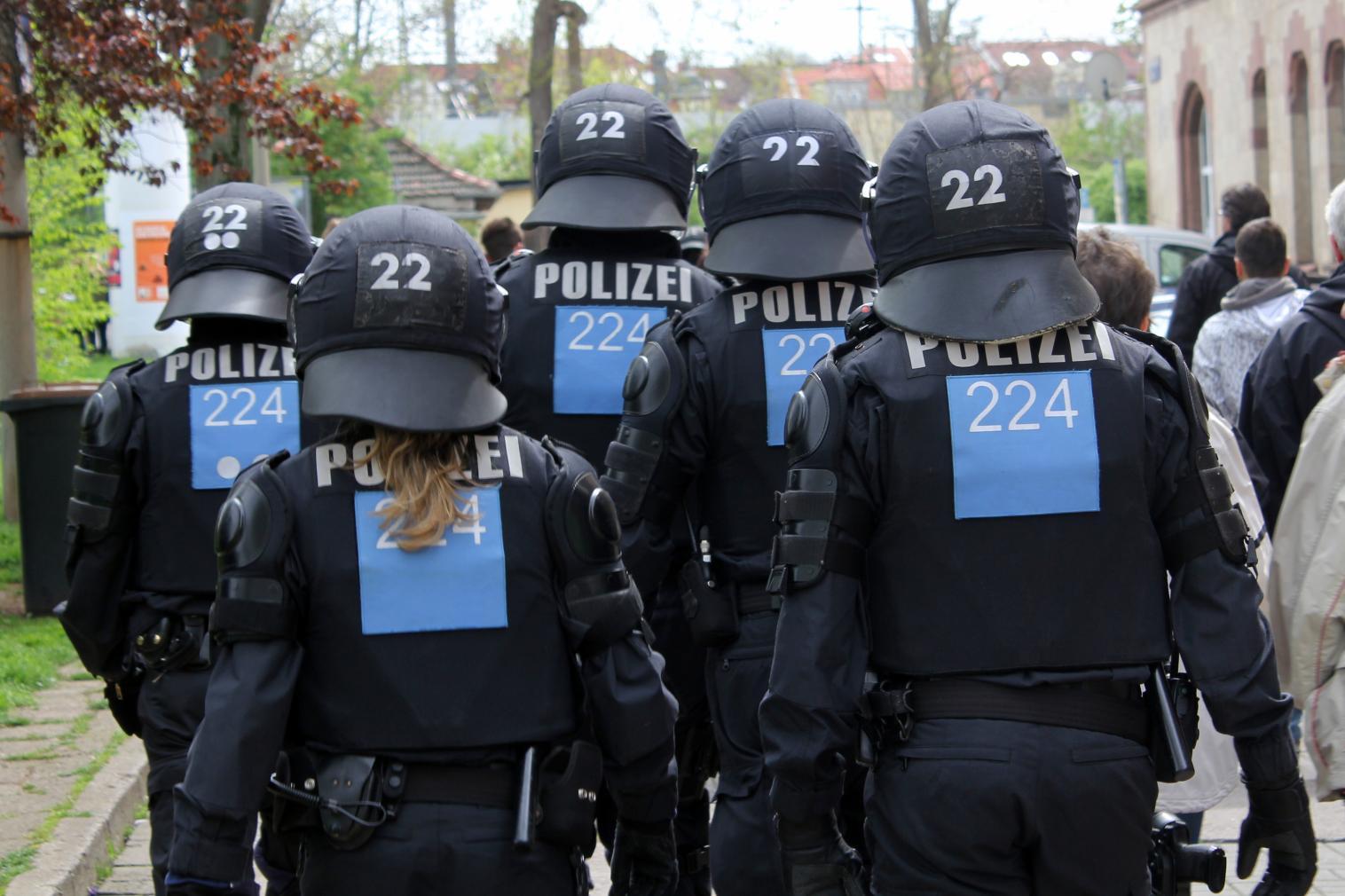 Polizei Thüringen Stellenangebote